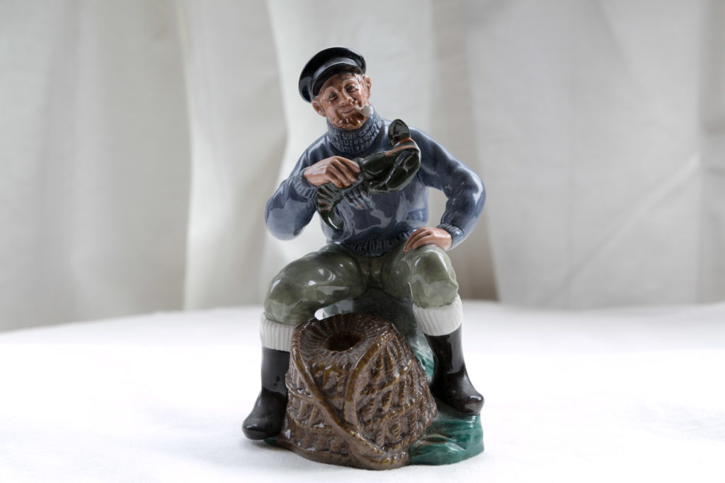 "Royal Doulton ""The Lobster Man"""
